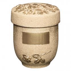 Urna S4 - Pryskyřice zlatá