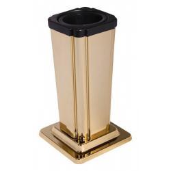 Hřbitovní váza A-02a1 zlatá