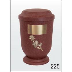 Urna Z-dřevoplast-225 prohlé víčko