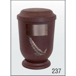 Urna Z-dřevoplast-237 prohlé víčko