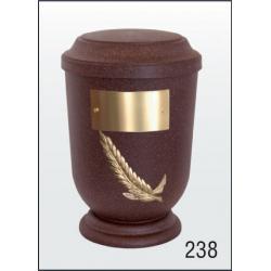 Urna Z-dřevoplast-238 prohlé víčko