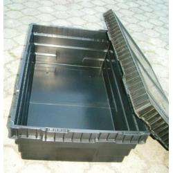 Plastová schránka na 6 uren