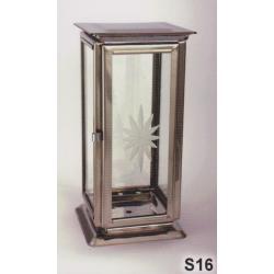Hřbitovní lampa S16 pásková malá