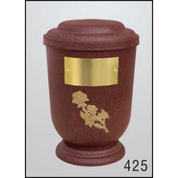 Urna Z-dřevoplast-425 oblé víčko