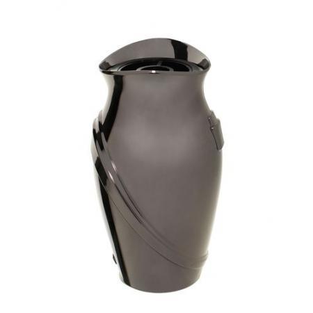 Hřbitovní váza A-KAMELIA V51-3-28P