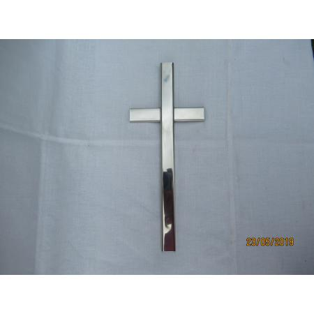 Kříž K42 nerez velký